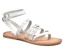 Estelar Sandalen in weiß