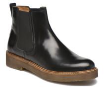 Oxfordchic Stiefeletten & Boots in schwarz