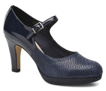 Angie Kendra Pumps in blau