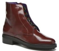 Jo Stiefeletten & Boots in weinrot