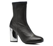 ZLOTY Stiefeletten & Boots in schwarz