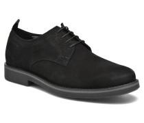 BELGRANO 4272050 Schnürschuhe in schwarz