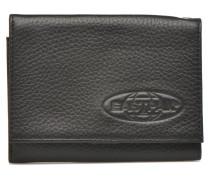 CREW Portefeuille cuir Portemonnaies & Clutches für Taschen in schwarz