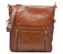 Tasha Porté épaule Handtaschen für Taschen in braun