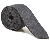 Tie Slim Krawatte Grau