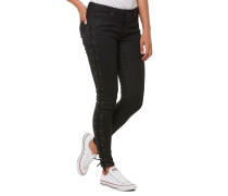 Ania Lacing Jeans