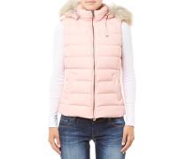 Basic Down Jacke Pink