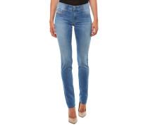 Livier-Ankle 0839X Jeans Blau