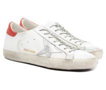 Superstar Col F55-8 Herren Sneaker weiss/rot