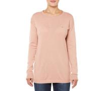 Basic Cn Sweater Pink