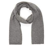 Sweaterknit Schal Grau
