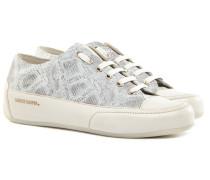 Rock 01 Bolgheri Sneaker Silber