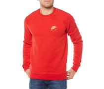 Sweatshirt Rot