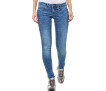 Clap Skinny Jeans Blau