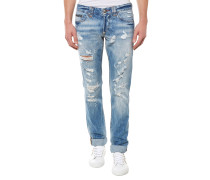 Los Angeles Straight Fit Jeans