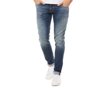 Mick Jeans Blau