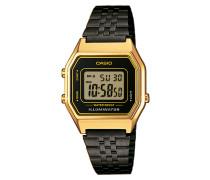 LA680WEGB 1AEF Uhr Gold