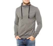 Jeansmaker Sweatshirt Dunkelgrau