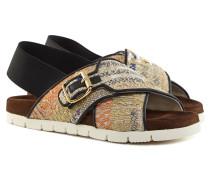 Sandalo Frauen Sandalen Schwarz