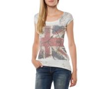 Time T-Shirt Grau