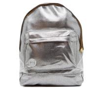 740360 Rucksack silber/schwarz