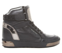 Pia High Top Sneaker Women Schwarz