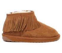 Waterfall Damen Boots Braun