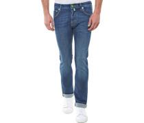 Regular Fit Jeans Dunkelblau