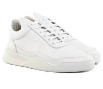 Low Top Ghost Sneaker Herren Weiß