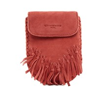 Ethel Laced Tasche Rot