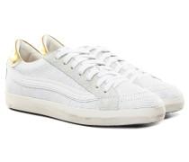 31518 100 Damen Sneaker Weiß