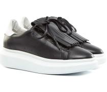 65477 A Sneaker schwarz/weiss