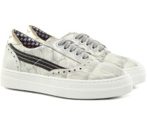 31537 119 Damen Sneaker Hellgrau