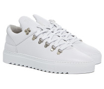 Mountain Cut Thick Ripple Herren Sneaker Weiß