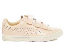 Court Star Velcro Nude Damen Sneaker