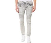 Floyd Skinny Jeans Grau