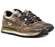 30501 Damen Sneaker Braun