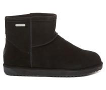 Paterson Mini Damen Boots Schwarz