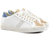 Hill Low Pong Sneaker Weiß