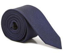 Tie Slim Krawatte Blau