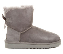 Mini Bailey Damen Boots Grau