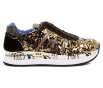 Conny Damen Sneaker Gold