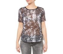 Elda T-Shirt Schwarz