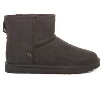 Classic Mini Herren Boots Schwarz