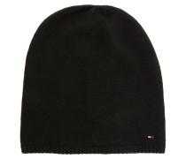 Thdw Sweaterknit Mütze Schwarz