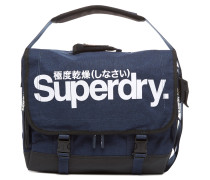 Tasche Super Grit Laptop Bag Dunkelblau