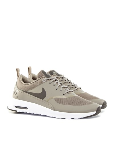 nike damen nike air max thea sneaker grau 8 reduziert. Black Bedroom Furniture Sets. Home Design Ideas