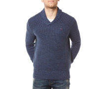 Thdm Sweater Pullover Dunkelblau