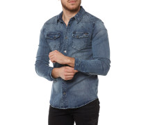 Rik Jeans Hemd