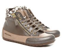 Lionzip 4 Nappa Damen Sneaker Braun